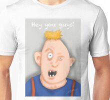 """Hey you guys!"" Sloth. The Goonies Unisex T-Shirt"
