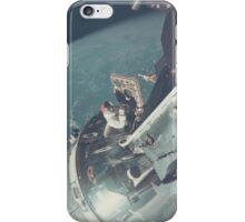 Nasa Astronaut Opening Hatch iPhone Case/Skin