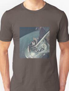 Nasa Astronaut Opening Hatch T-Shirt