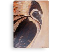 Pikkles The Owl Canvas Print