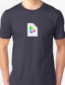 ICC-Profil Unisex T-Shirt
