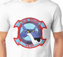 VS-35 Blue Wolves Unisex T-Shirt