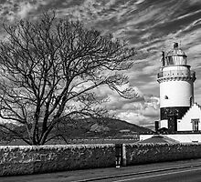 Cloch Lighthouse at Gourock, Inverclyde by Jeremy Lavender Photography