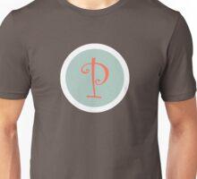 P Simple Unisex T-Shirt