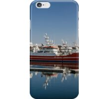 Killybegs Harbour iPhone Case/Skin