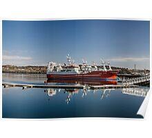 Killybegs Harbour Poster