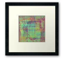 Humility Framed Print