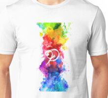 P Artsy  Unisex T-Shirt