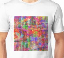 Vibrant Chaos Unisex T-Shirt