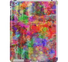 Vibrant Chaos iPad Case/Skin