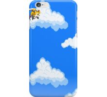 Tails in the sky iPhone Case/Skin