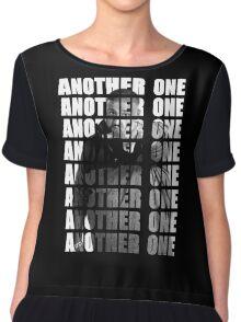 Another One (DJ Khaled) Chiffon Top