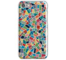Thank you for the mosaic iPhone Case/Skin