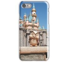 Archimedes infront of the castle iPhone Case/Skin