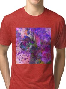 Lilac Chaos Tri-blend T-Shirt