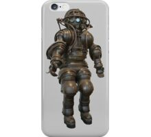 Early Deep Sea Diver Suit iPhone Case/Skin