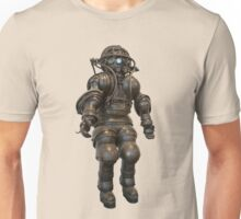 Early Deep Sea Diver Suit Unisex T-Shirt