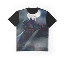 Dark Alter Saber, Fate cosplay Graphic T-Shirt