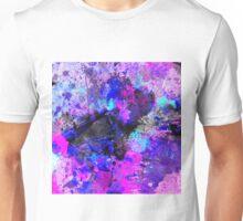 Blue Velocity Unisex T-Shirt