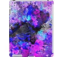 Blue Velocity iPad Case/Skin