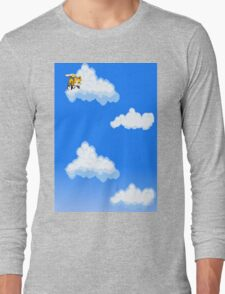 Tails in the sky Long Sleeve T-Shirt