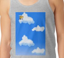 Tails in the sky Tank Top