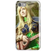 Record of Lodoss War, Deedlit cosplay iPhone Case/Skin