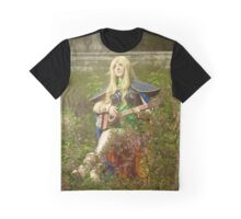 Record of Lodoss War, Deedlit cosplay Graphic T-Shirt