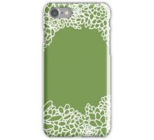 Succulent Wreath iPhone Case/Skin