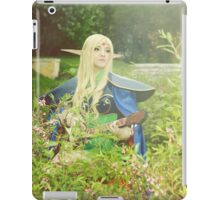 Record of Lodoss War, Deedlit cosplay iPad Case/Skin