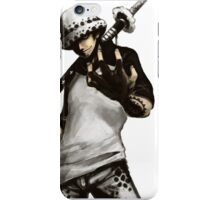 Trafalgar D. Water Law iPhone Case/Skin