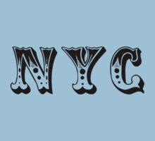 NYC is a Circus. Kids Tee