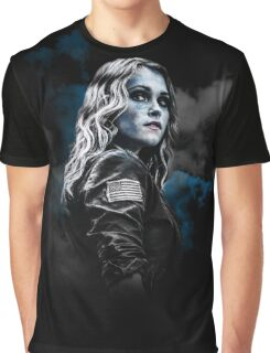 Clarke of The Sky People Graphic T-Shirt