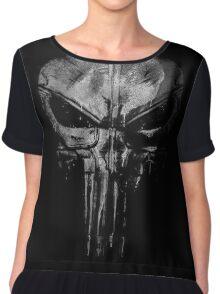 New Punisher - Daredevil 2016 Chiffon Top