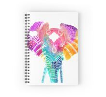 Elephant Spiral Notebook