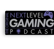 The Original NextLevel Gaming Podcast Canvas Print