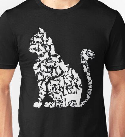 Cat in cats Unisex T-Shirt