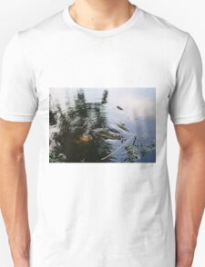 Brazos Bend Bayou  Alligator Unisex T-Shirt