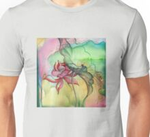 """""""Rainbow Dance"""" from the series """"In the Lotus Land"""" Unisex T-Shirt"""