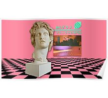 MACINTOSH PLUS 420 FLORAL SHOPPE Poster