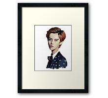 luhan Framed Print