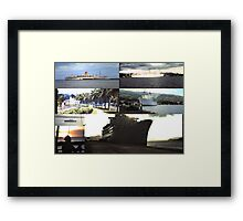 The Arcadia 1970s Framed Print