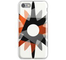 Metallic Starburst iPhone Case/Skin