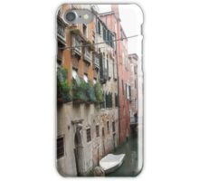 The Canals of Venice iPhone Case/Skin
