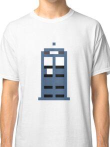 8-Bit TARDIS Classic T-Shirt