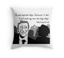 The Great Beauty - Italian Film Throw Pillow