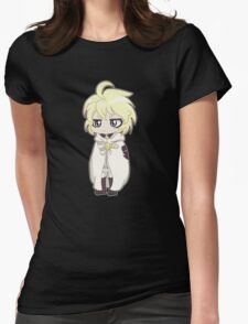 Chibi Mika Womens Fitted T-Shirt