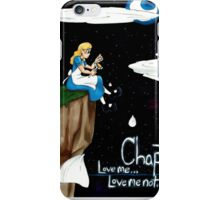 Chapter 1: Love me.... Love Me  Not ... iPhone Case/Skin
