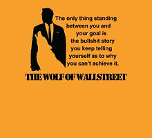 Leonardo Di Caprio - The wolf of Wallstreet Unisex T-Shirt