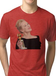 Meryl Streep: All The Awards Tri-blend T-Shirt